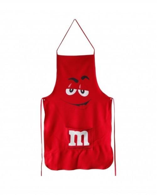 Mandil promocional M&M's