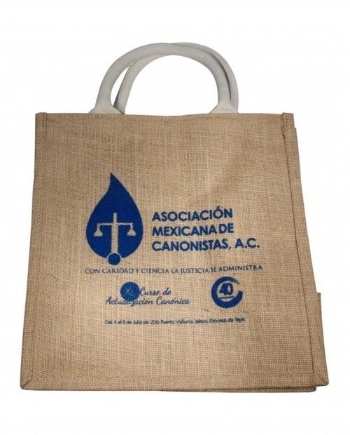Bolsa publicitaria para compras, Asociación Mexicana de Canonistas, A.C.