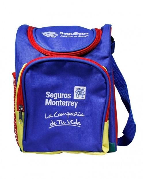 Lonchera infantil promocional, Seguros Monterrey
