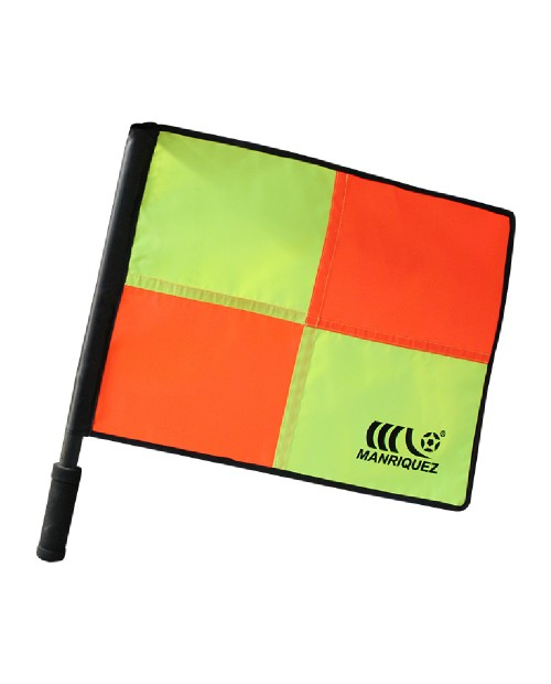 Banderín promocional deportivo, Manriquez.
