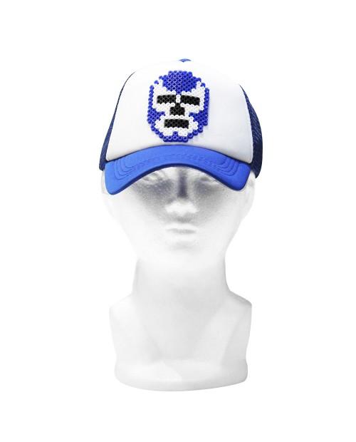 Gorra promocional, Blue Demon