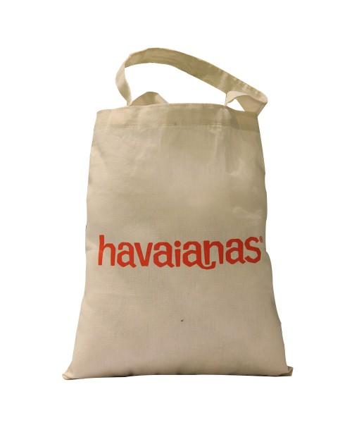 Bolsa publicitaria, Havaianas