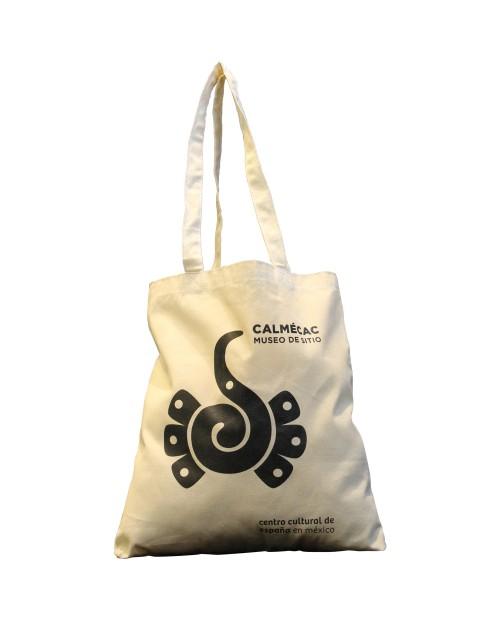 Bolsa promocional Calmécac Museo de Sitio